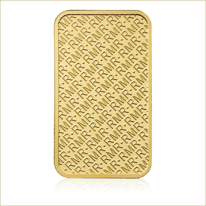 1 oz Gold Bar Minted