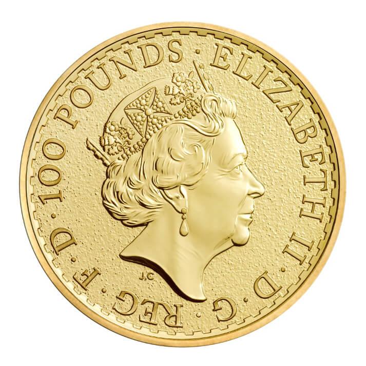 Britannia 2016 1 oz Gold Ten Coin Tube