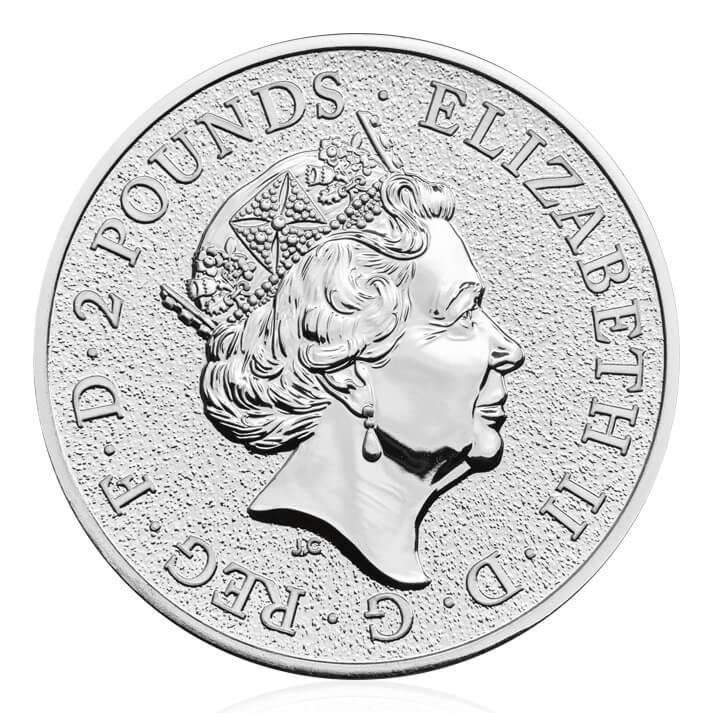 Landmarks of Britain 2017 – Big Ben – 1 oz Silver Bullion Coin