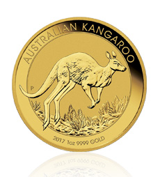Australian Nugget 2017 1 oz Gold Coin
