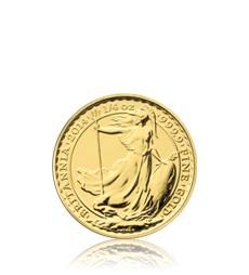 2014 Britannia 1/4 oz Gold Bullion Coin