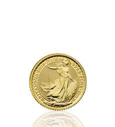 Britannia 2019 1/10 oz Gold Coin