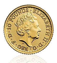 Britannia 2018 1/10 oz Gold Coin