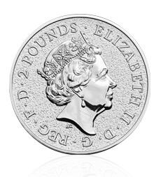 Landmarks of Britain 2017 Big Ben 1 oz Silver Coin