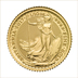 2017 Britannia 1/10 oz Gold Bullion Coin