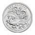 The 2018 Two Dragons – 1 oz Silver Bullion Coin