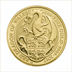The Queen's Beasts 2017 – The Dragon - 1 oz Gold Bullion Coin